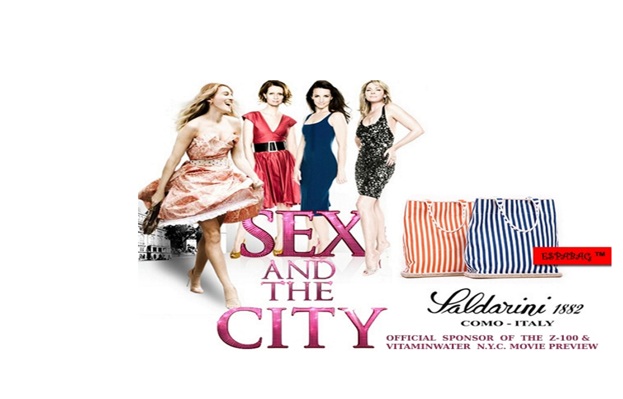 sex and the city espabag